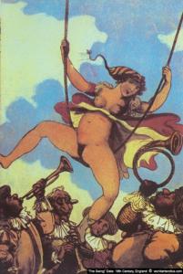 English Pre-Victorian Erotica
