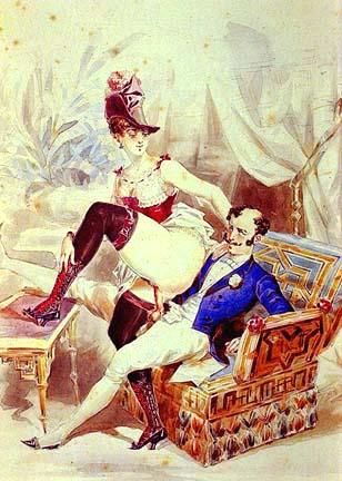 19th Century Political Erotica