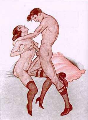 19th Century French Erotica